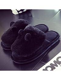 2424d47ec376d Amazon.es  zapatillas viaje - 44   Zapatillas de estar por casa ...