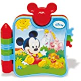 Clementoni - 62264.1 - Livre Parlant - Baby Mickey