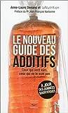 """Afficher """"Le nouveau guide des additifs"""""""