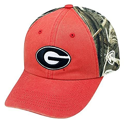 Realtree Xtra Camo Georgia Bulldogs UGA Adjustable Hat by Top of the World