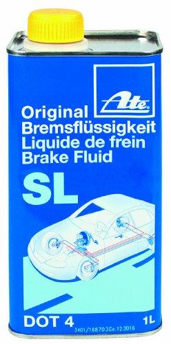 ATE Bremsflüssigkeit SL DOT4, 1000 ml Test
