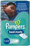 Pampers Bed Mats Compact Bag 7 per pack Case of 1
