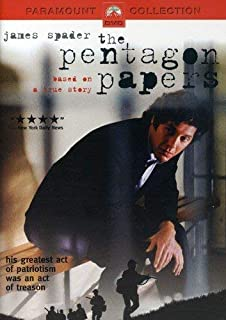 The Pentagon Papers by James Spader