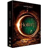 Coffret le hobbit (La trilogie DVD) : un voyage inattendu ;: la désolation de smaug ; la bataille des 5 armées