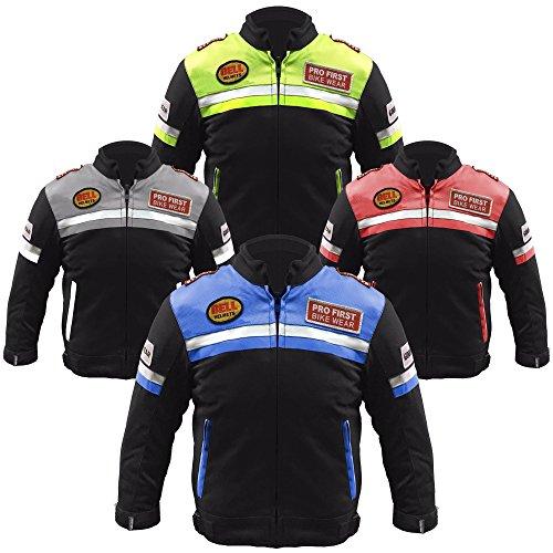 Kinder Kinderbekleidung Textil Motorrad Motorrad Motocross Jacke Mantel Neu Motorradjacke