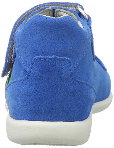 Däumling Kurti, Chaussures Marche Mixte Bébé Blau (Turino caribe51)