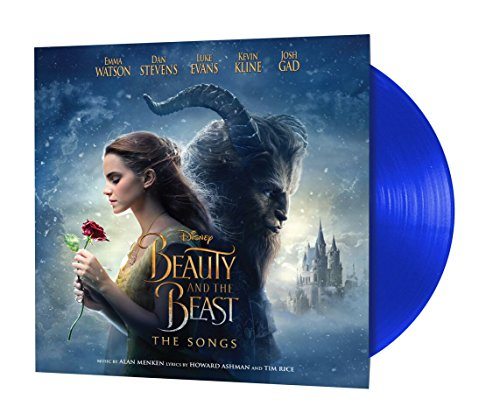 beauty-and-the-beast-the-songs-blue-vinyl-vinyl
