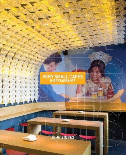 Very small cafes & restaurants /anglais