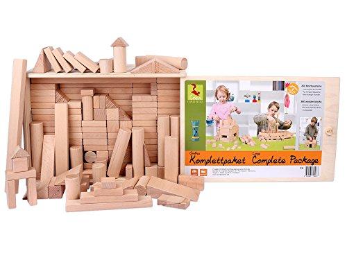 CreaBLOCKS Großes Komplettpaket inkl. Aufbew.-Kiste - 2