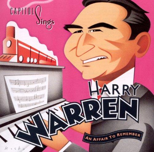 """Capitol Sings Harry Warren: """"A..."""