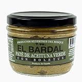 "Paté de Boletus Silvestre con Aceituna Verde""El Bardal"" - Productos Silvestres del Bosque - Gourmet"