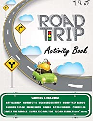 Road Trip Activity Book by George Tam (2015-02-18)