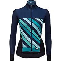 20a5a744028f1 Santini Women s 2017 Coral 2 Winter Long Sleeve Cycling Jersey - Blue