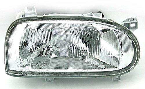 Preisvergleich Produktbild AD Tuning GmbH & Co. KG 960114 Scheinwerfer H4,  Rechte Seite (Beifahrerseite)
