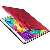 """Samsung EF-BT800BREGWW - Funda de protección para Samsung Galaxy Tab S de 10.5"""", rojo"""