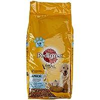 Pedigree Junior Medium Hundefutter Huhn und Reis, 1 er Pack (1 x 15 kg)