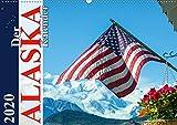 Der Alaska Kalender CH-Version (Wandkalender 2020 DIN A2 quer): Ein Monatskalender mit 12 wunderschönen Fotos, aufgenommen in der Wildnis Alaskas. (Monatskalender, 14 Seiten ) (CALVENDO Natur) - Max Steinwald