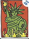 Keith Haring New York 100 Piece Puzzle