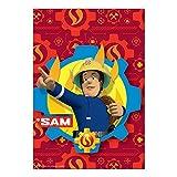 Amscan 9902179Feuerwehrmann Sam Geschenktüten