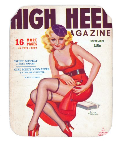 High Heel Vol 1 Nr. 6 Sept 1937) (1930-magazin)