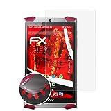 atFolix Schutzfolie passend für Acer Predator 8 GT-810 Folie, entspiegelnde & Flexible FX Bildschirmschutzfolie (2X)