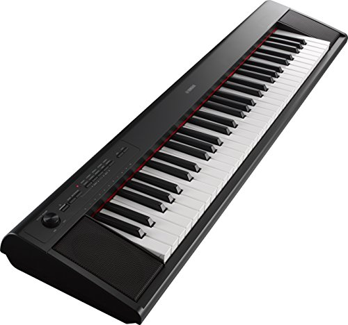 Yamaha NP12 Digital Piano - Black