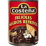 La Costeña Frijoles Negros Refritos - 580 gr