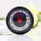 yuver (TM) 1Mini Portable NOUVEAU précise Durable Portable l'humidité hygromètre intérieur extérieur neuf