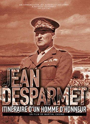 Jean Desparmet, Itinéraire d'un homme d'honneur (DVD)