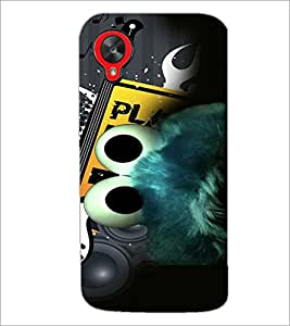 PrintDhaba Abstract Image D-4619 Back Case Cover for LG GOOGLE NEXUS 5 (Multi-Coloured)