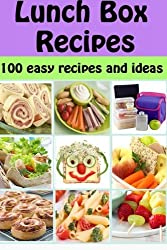 Lunch Box Recipes: 100 easy recipes and ideas for kids packed lunches (Family cooking series) (Volume 5) by Debbie Madson (2014-02-22)