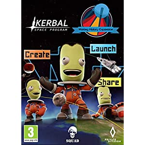 Kerbal Space Program: Making History | PC Code – Steam