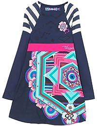 Desigual Mädchen Kleid VEST_YAMENA