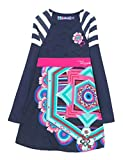 Desigual Girl's Vest_yamena Dress