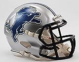 Detroit Lions Riddell Replica Mini Speed Helmet
