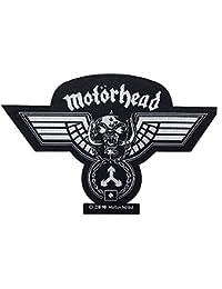 Motörhead-coutures **patch hammered dorées