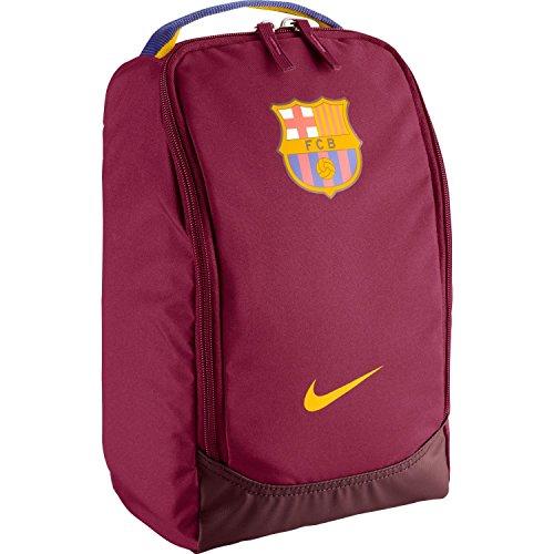 Nike Allegiance Barcelona Borsa, Rosso/Blu/Giallo, Unica Rosso/Blu/Giallo