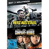 Herz aus Stahl/Company of Heroes - Best of Hollywood/2 Movie Collector's Pack 166