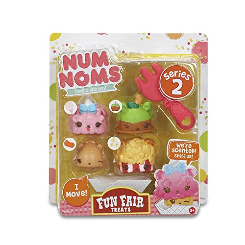 Preisvergleich Produktbild MGA Entertainment 544166E4C - Num Noms - Jelly Bean Sampler Pack