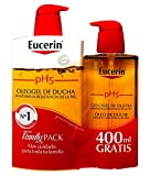 Eucerin Family Pack Ph5 Oleogel de Ducha 1000 ml y oleogel 400 ml