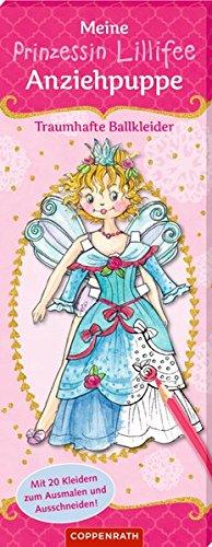 Preisvergleich Produktbild Meine Prinzessin-Lillifee-Anziehpuppe: Traumhafte Ballkleider