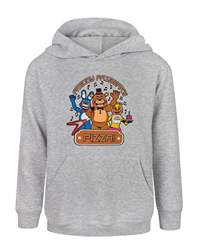 Five Nights At Freddy's Pizza Boy's Hoodie (5-6 Years)