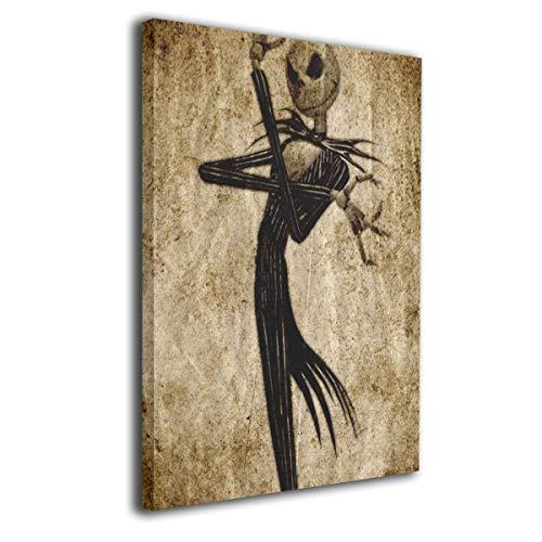 Paint c nightmare before christmas, poster artistico da parete, senza cornice, pronto da appendere, per arredare il soggiorno, 40,6 x 50,8 cm