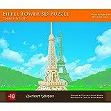 Ancient Wisdom Eiffelturm–3D Holz Puzzle