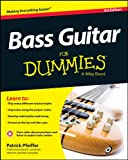 Bass Guitar For Dummies (For Dummies Series) (English Edition)