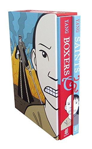 Boxer-comics (Boxers & Saints Boxed Set)