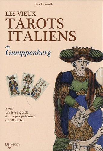 Les vieux tarots italiens de Gumppenberg (1Jeu)