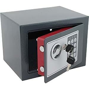 safe tresor elektronisch minisafe wandtresor wandsafe schranktresor geldschrank m beltresor. Black Bedroom Furniture Sets. Home Design Ideas