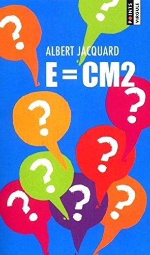E = CM2