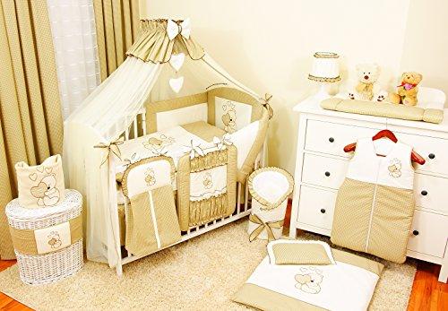 Conjunto de ropa de cama para cuna de bebé